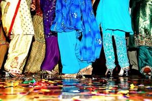 Confetti Floor